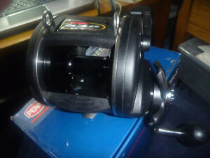 FISHING REEL ( PENN 340 BTi  )  MADE IN USA. NEW IN THE BOX London Ontario image 2