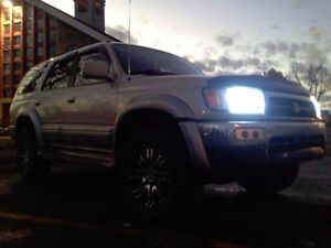Toyota 4Runner 1997 V6 3,4L LImited Edition 4500$ nego ou echang