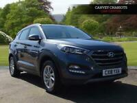 2018 Hyundai Tucson 1.6 GDi Blue Drive SE (s/s) 5dr SUV Petrol Manual