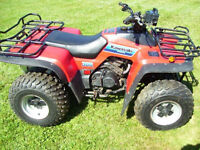 300 bayou 2wd for parts or reapir 300obo need gone this weekend!
