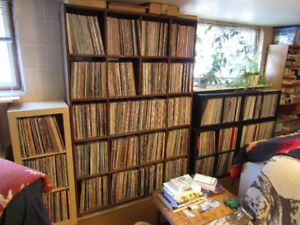 RECORD COLLECTIONS WANTED