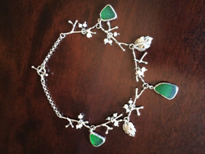 """Sterling Silver """"Trudy Gallagher"""" Necklace"""