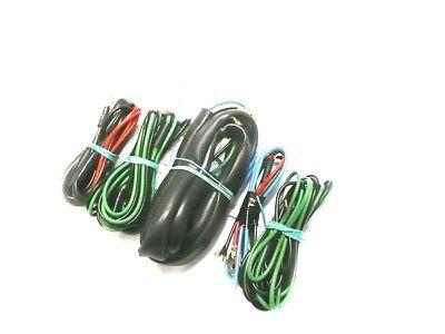 Cableado Eléctrico/Eléctrica Alambrado Sidecar k750 M72