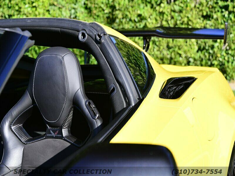 Image 6 Voiture American used Chevrolet Corvette 2019
