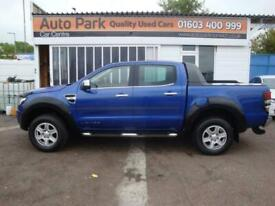 ford ranger double cab 4x4 pick up
