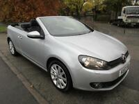 VOLKSWAGEN GOLF 2.0TDI 140 BLUEMOTION TECH DSG SE ONLY ONE OWNER FROM NEW