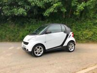 2009 SMART FORTWO PULSE 0.8 CDI WHITE ONLY 30000 MILES JUST SERVICED IMMACULATE