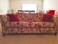 3 /4 seat sofa Settee lee Longlands