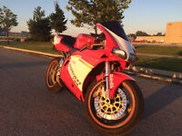 2000 Ducati 748 - Arrow exhaust