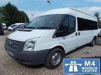 Ford Transit 350 Bus 14 Str Minibus 2.2 Manual Diesel