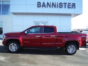 2017 GMC Canyon 4WD SLT Diesel *0% Financing Available OAC*