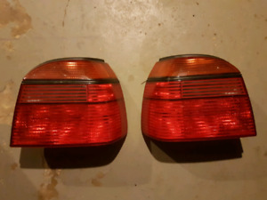 Mk3 Golf 1993 to 1998 taillights
