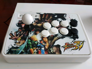 Arcade Fightstick Street Fighter 4 for ps4 or ps3