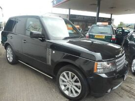 Land Rover Range Rover TDV8 VOGUE SE (black) 2010