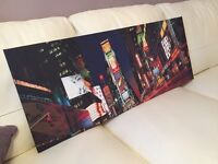 New York Canvas prints (2 Available)