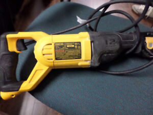 ksq buy & sell 12 amp Corded Reciprocating Saw for sale