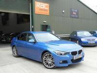 2015 BMW 3 SERIES 335D XDRIVE M SPORT SALOON DIESEL
