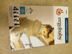 Baby carrier Ergobaby 360 four position Cambridge Kitchener Area image 1