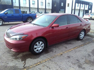 02 Toyota Camry LE-Loaded (Solid & Only 150KMs) Just $6500 OBO