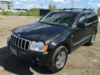 2005 Jeep Grand Cherokee LIMITED 5.7 HEMI GAR 1 AN FINANCEMENT