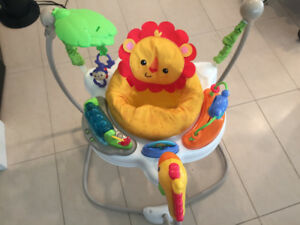 Fisher Price Jumperoo, Rainforest Friends