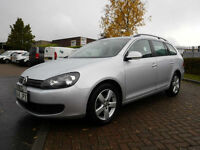 Volkswagen Golf 1.6TDI BlueMotion Estate Left Hand Drive(LHD)