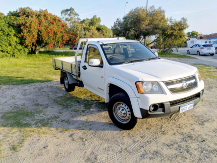 2011 Holden Colorado (single cab) Attadale Melville Area Preview