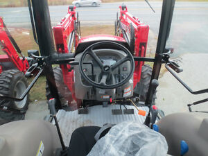2016 TYM T654 Tractor and Loader St. John's Newfoundland image 6