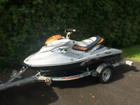 Bombardier Sea-Doo RXP X 255 supercharge guarantie