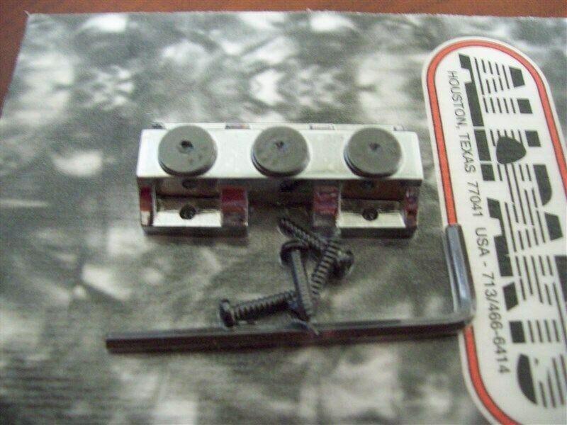 NEW - Kahler Style Locking Nut Clamp - CHROME