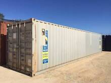 40'GP modified sea container East Rockingham Rockingham Area Preview
