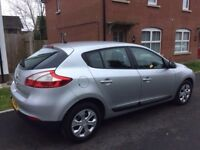 ** 2010 Renault Megane Diesel 1.5 New Model £30 tax (Clio 307 corsa)