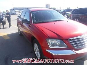 2004 CHRYSLER PACIFICA  4D UTILITY AWD
