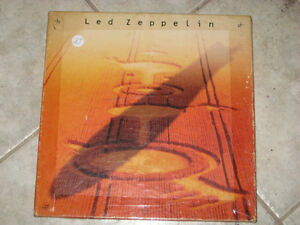 Led Zeppelin 4 CD Box Set With Book Remasterd By Jimmy Page 1990