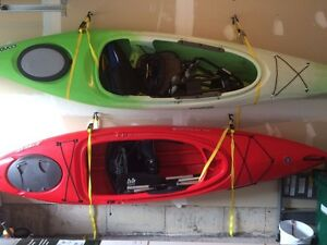 Kayaks - barely used