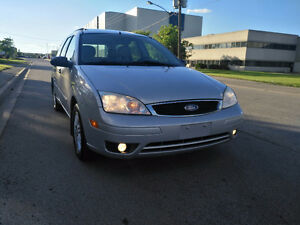 2005 Ford Focus SES Wagon Certified+1 Year Free Warranty