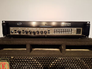 """Ampeg SVT-3 Pro """"Made In USA"""" (Échange Possible)"""