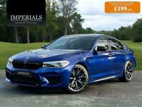 2019 BMW M5 4.4i V8 Competition Steptronic xDrive (s/s) 4dr