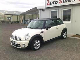 2011 MINI COOPER D 1.6L ONLY 80,800 MILES, FULL SERVICE HISTORY, FREE TAX
