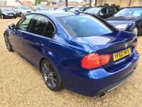 2011 BMW 320d Sport Plus 184BHP - LEATHER - START/STOP - WIDESCREEN SAT NAV