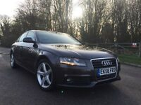 Audi A4 1.8 turbo fsi satnav spotless