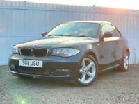 2011 BMW 1 Series 118d Sport 2dr COUPE Diesel Manual