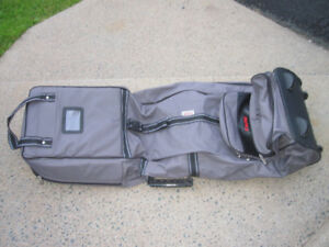 """Cadie 48""""L Golf Travel Bag with Wheels """"New"""""""