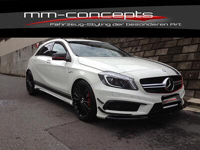Seitenschweller für Mercedes Benz A-Klasse W176 A45 AMG Aerodynamik Edition 1