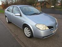NISSAN PRIMERA 2.2dCi 138 S GREAT VALUE READY TO DRIVE AWAY