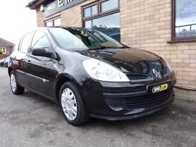 2006 RENAULT CLIO AUTO 1.6 EXPRESSION HATCHBACK PETROL