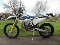 2015 Husqvarna FE450 - 4-stroke, Very Little Use, Nice All-Round Condition!
