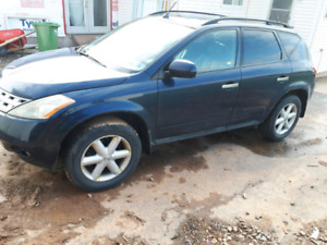 Sell or trade 04 Nissan Murano