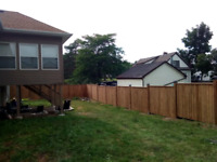 DeCon Homes Fences