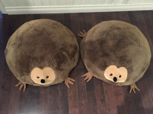 inflatable hedge hogs
